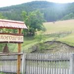 milogosce seoski turizam smestaj dvoriste